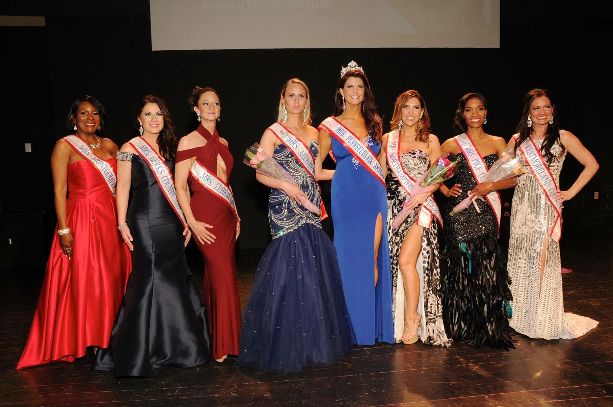 Mrs. Pennsylvania America Pageant 2017