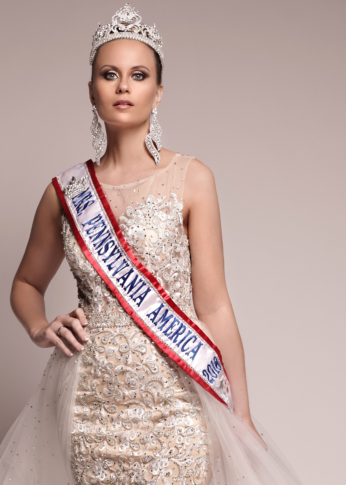 Sandahl Taylor-Mrs. Pennsylvania America 2018