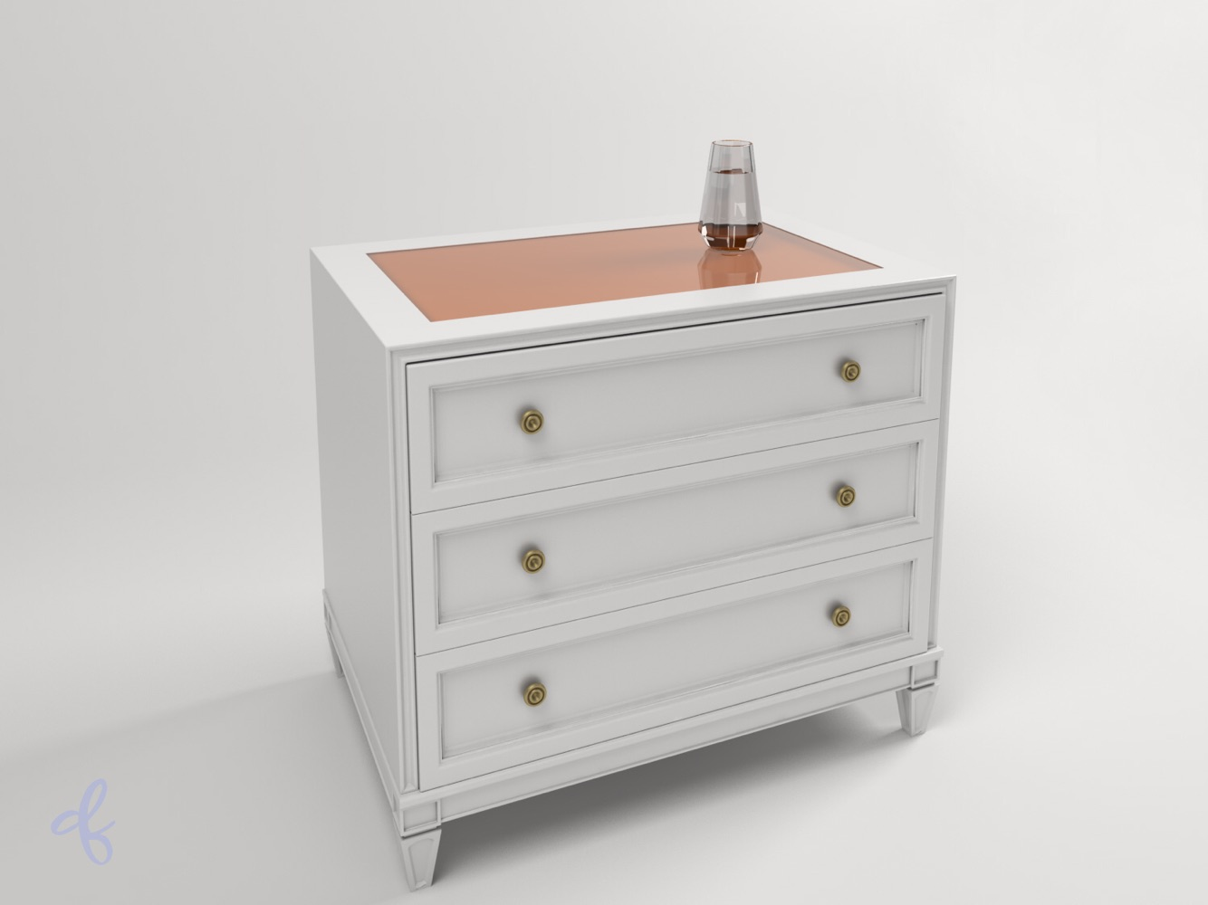 Marla side table