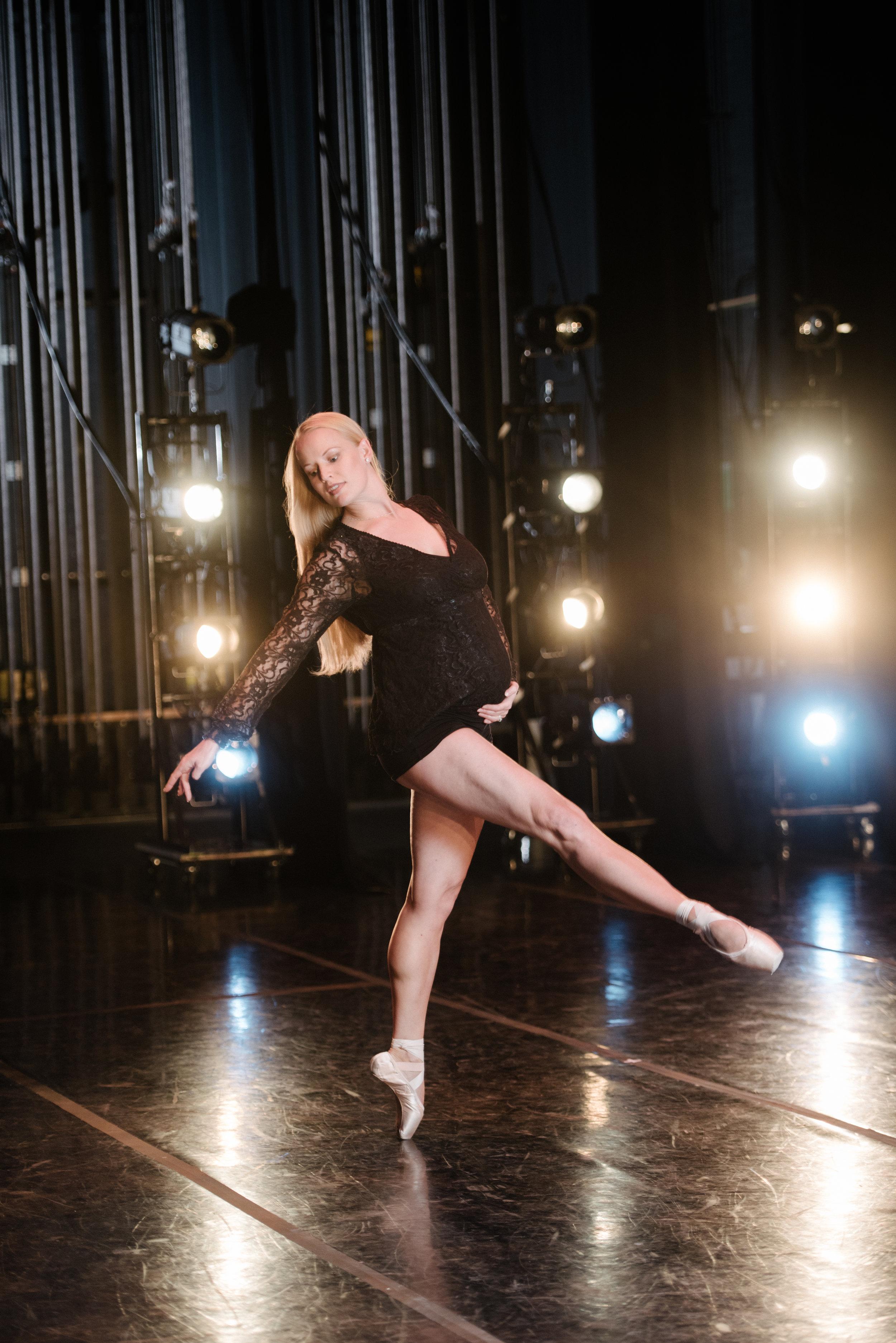 logan-utah-maternity-photography-ballerina