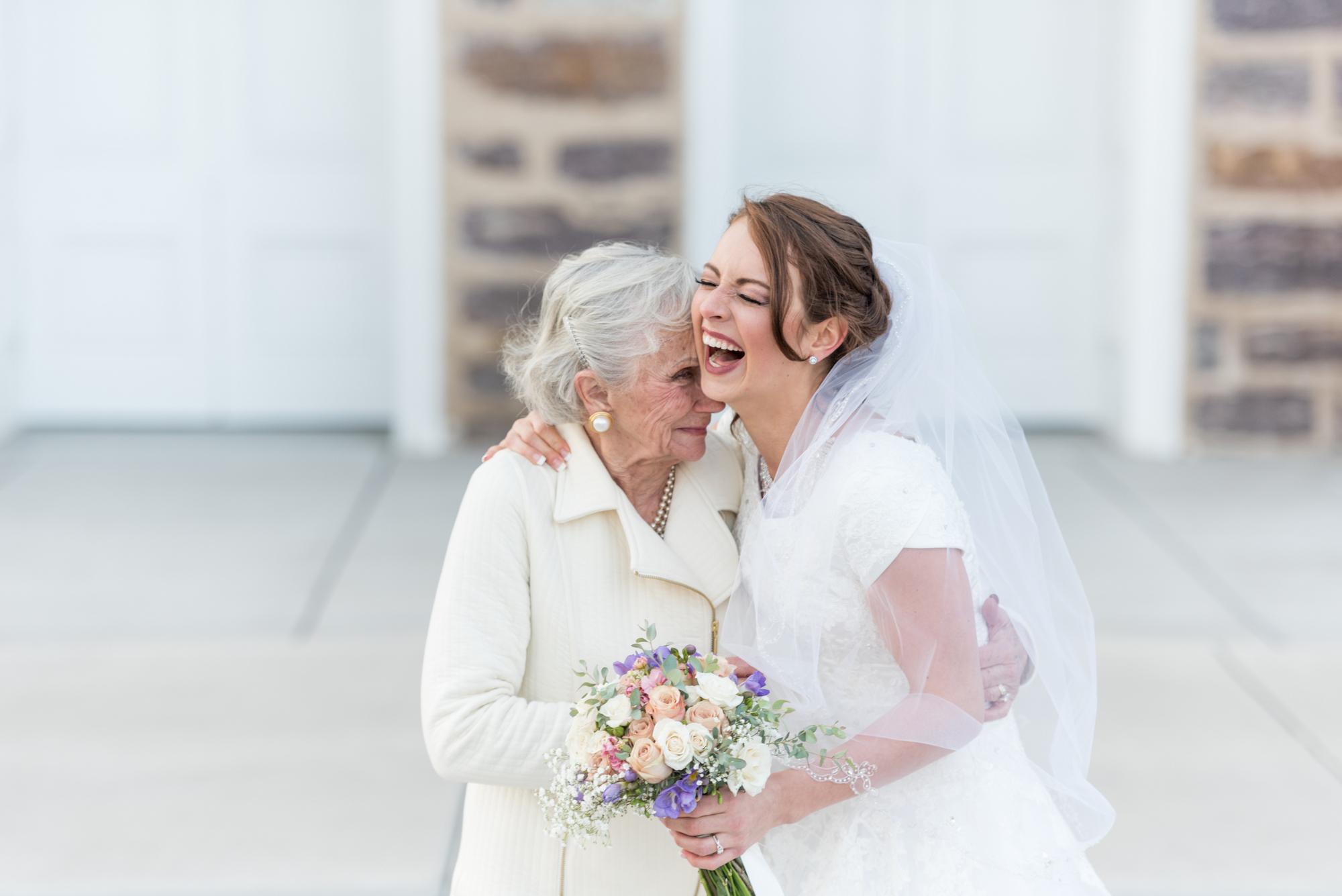 """""""A grandmother is a little but parent, a little bit teacher and a little bit best friend."""" -Unknown"""