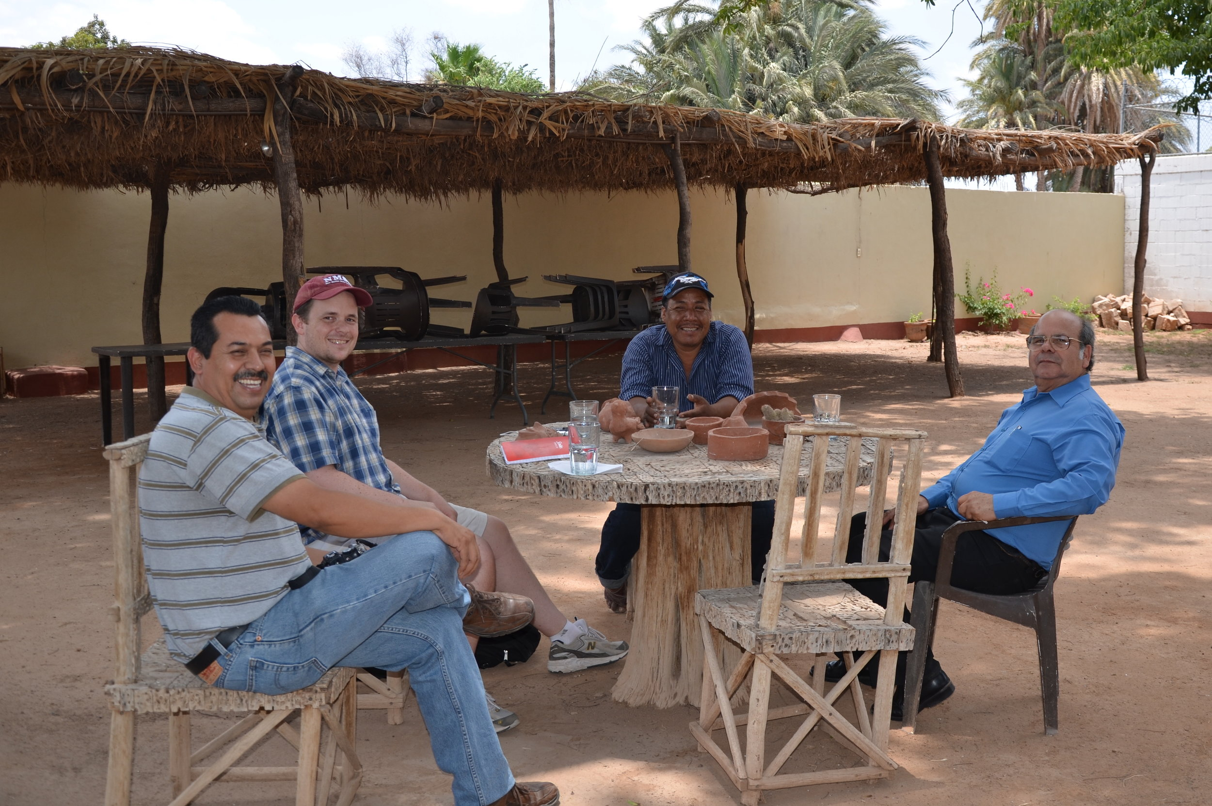 Yaqui Discussions about the Past