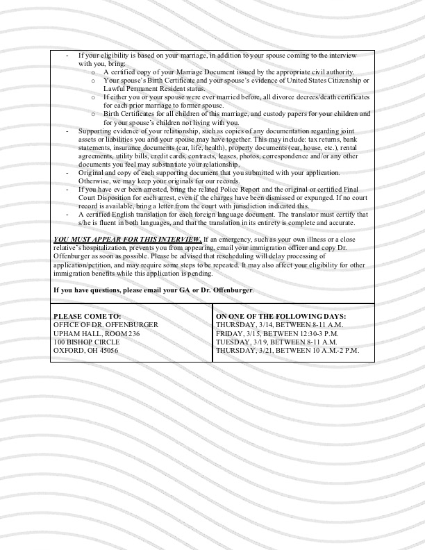 Form M-102 Approval (back)