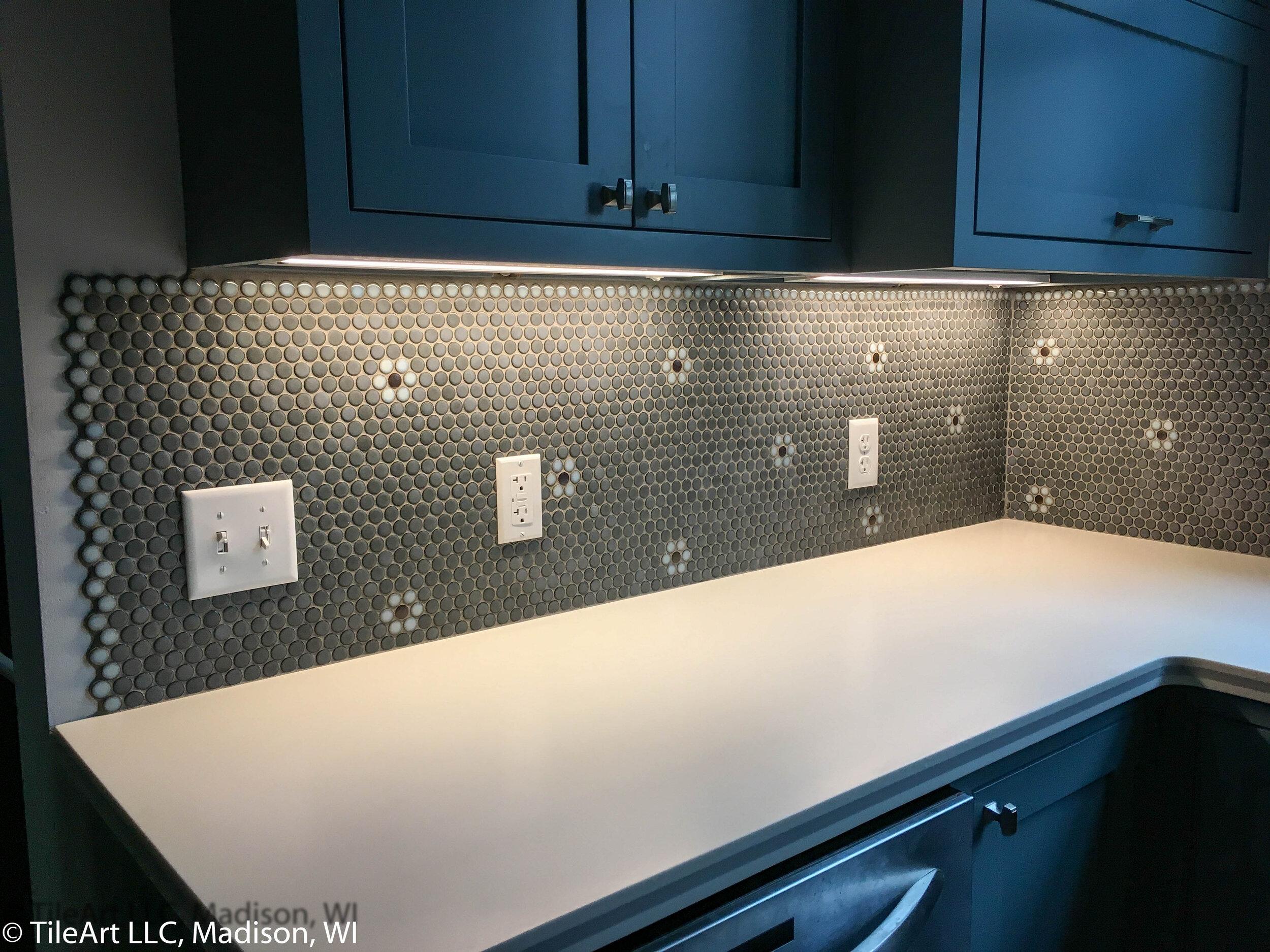 Kitchens Tile Art Design