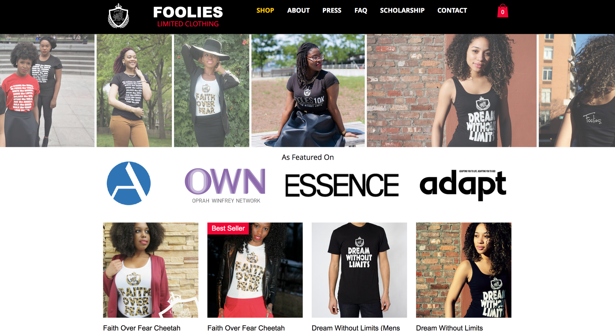 Foolies Limited Clothing