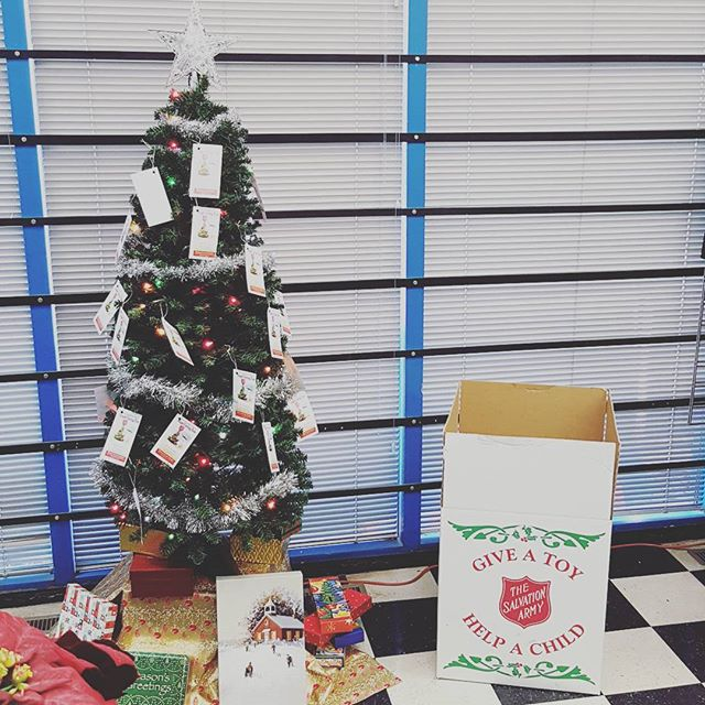Christmas is coming and the Performance team is supporting the Salvation Army angel giving tree program. We are looking for people to help us donate to the less fortunate. Everything is needed this year for all ages. Come on by the shop and bring a gift. #salvationarmy #xmas #giving
