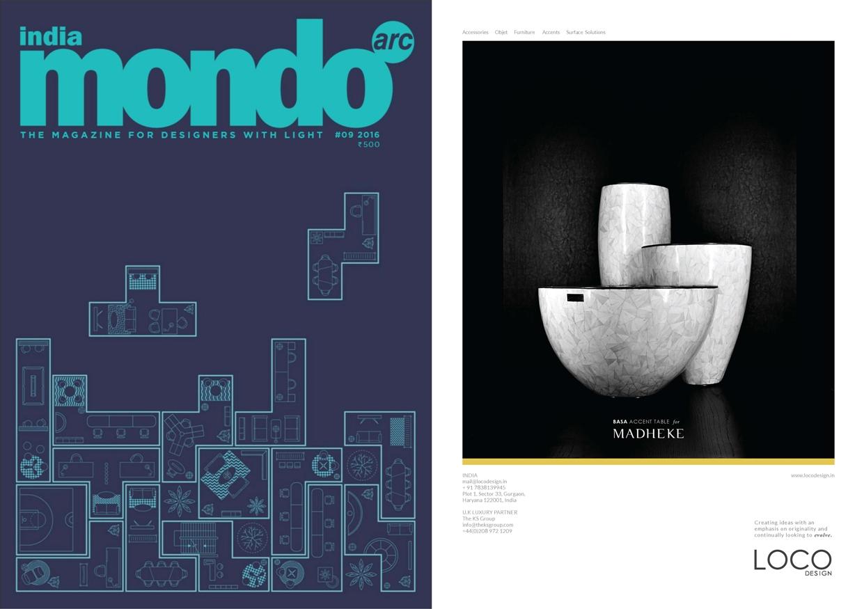 Mondo Arc Issue 09, July-August 2016