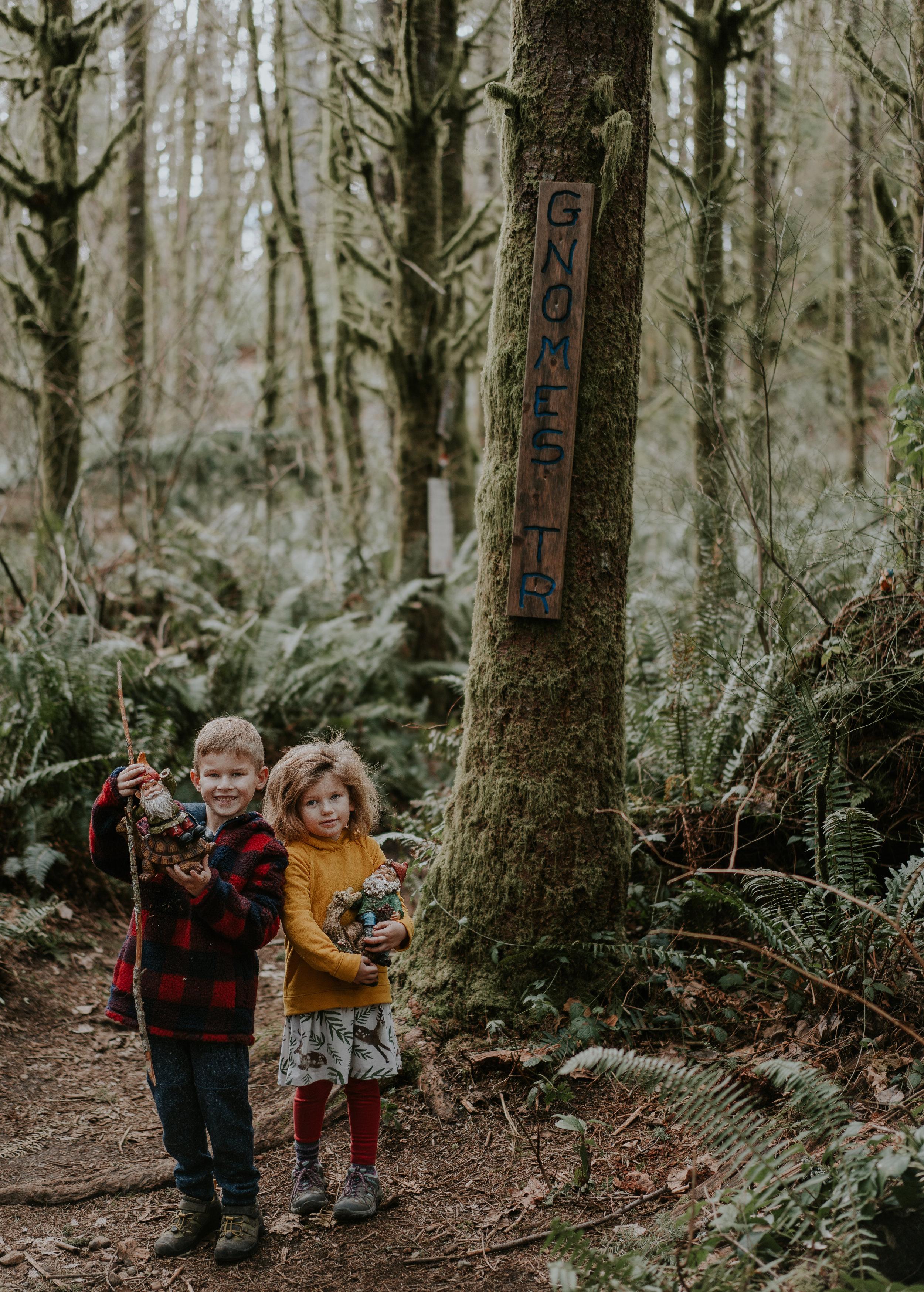 Gnome Trail - Maple Valley, WA