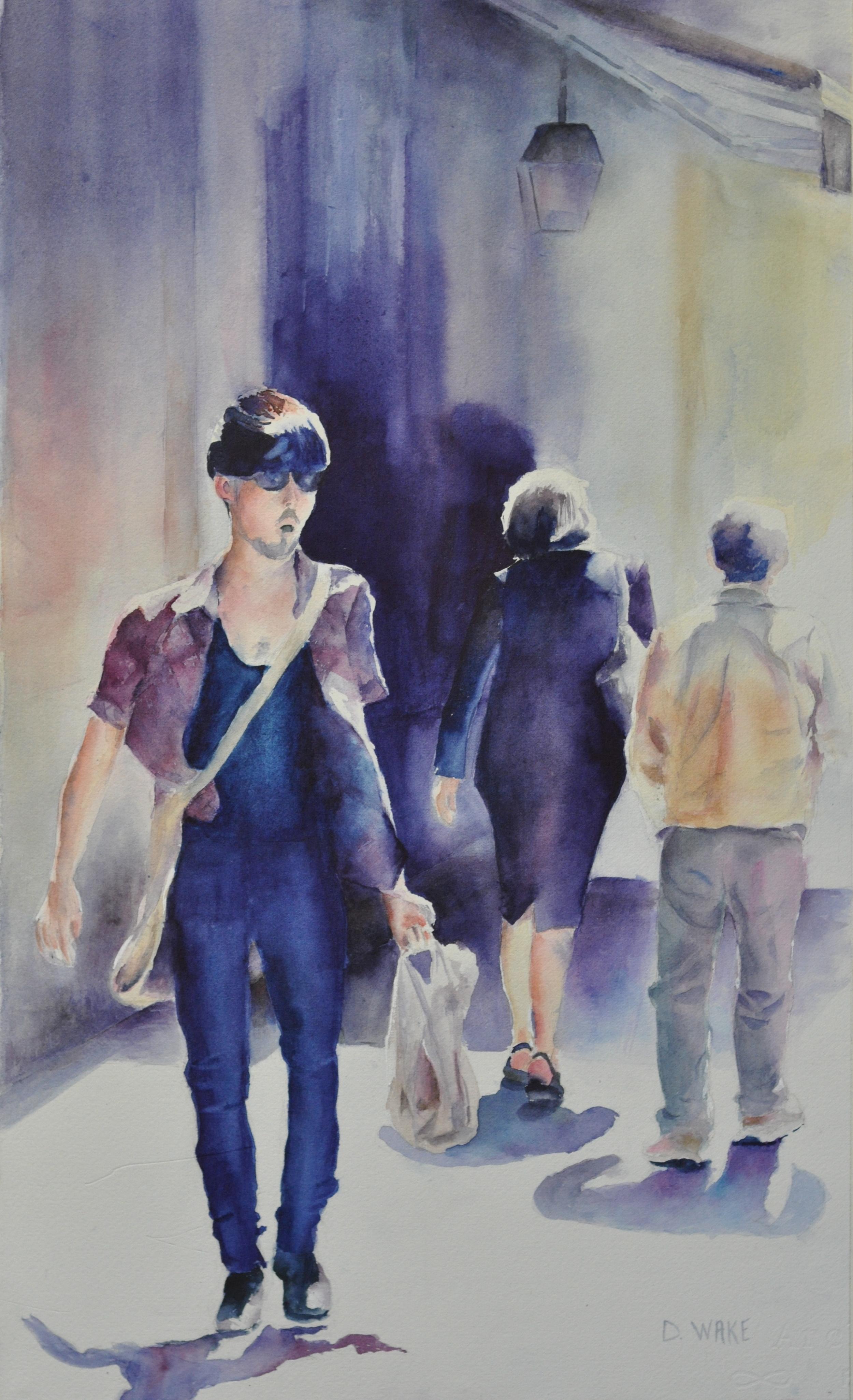 Donna Wakefield, Paris Stroll