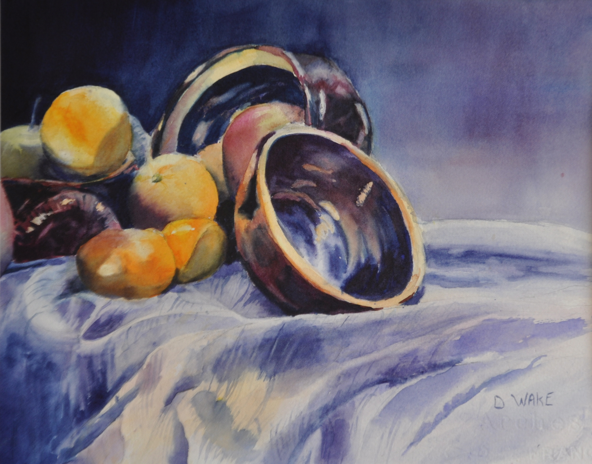 Donna Wakefield, Oranges and Apples