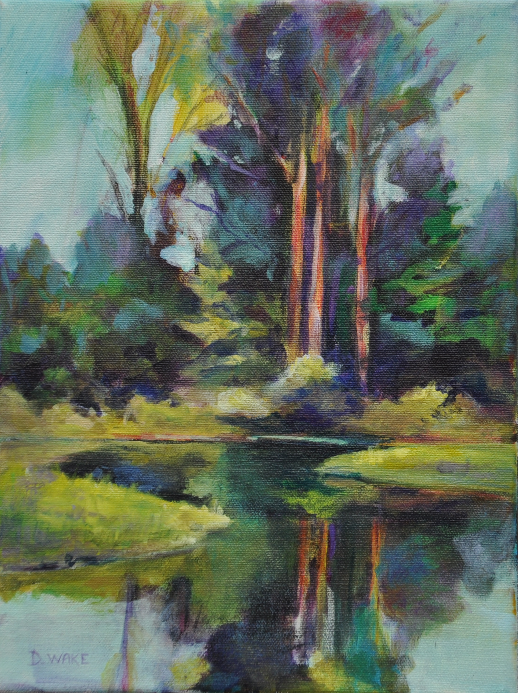 Donna Wakefield, Kanaka Creek