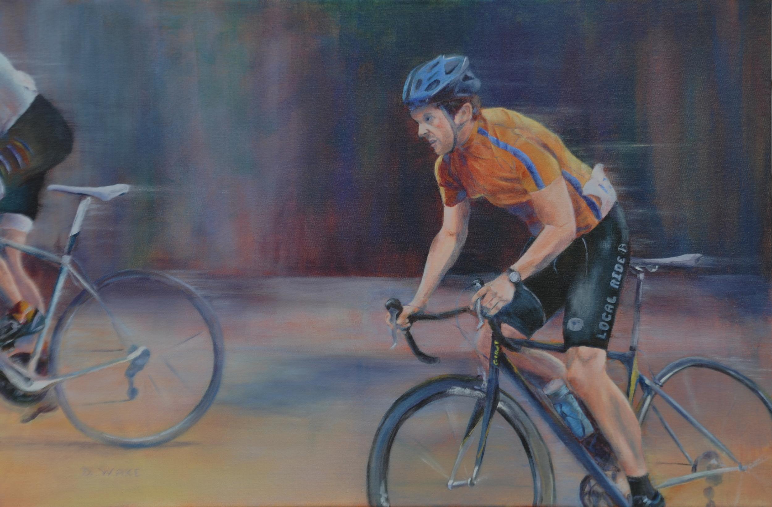 Donna Wakefield, Determination