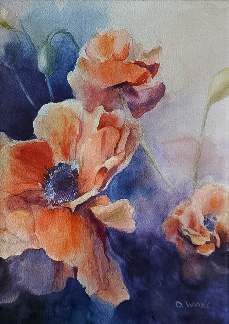 Donna Wakefield, Poppies