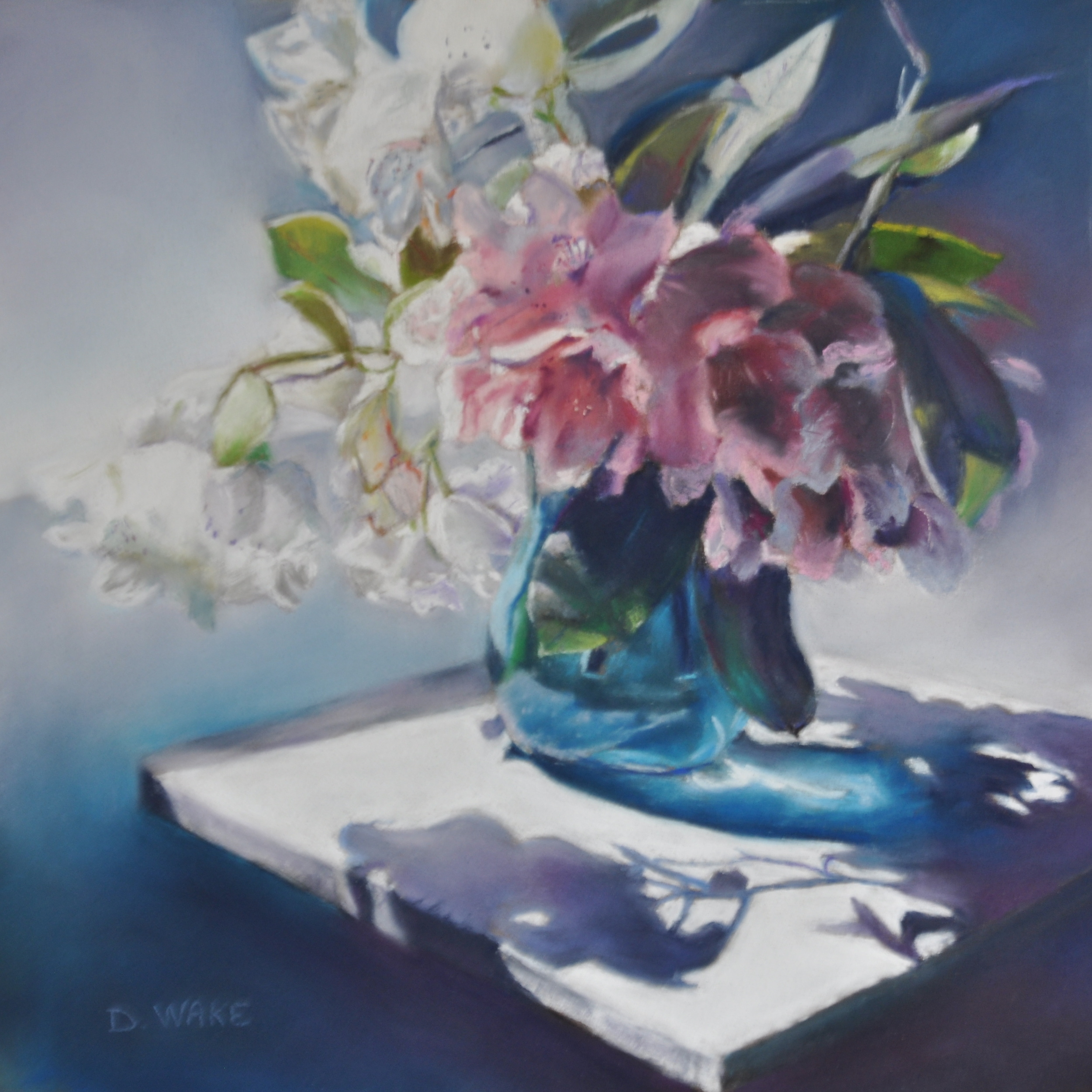 Donna Wakefield, Floral Reflections