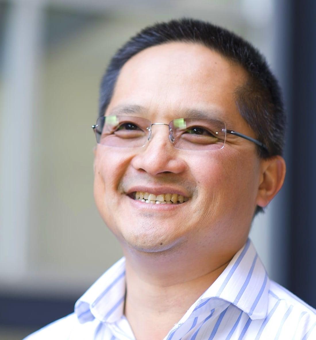 Co-founder and CTO, Tony Nguyen