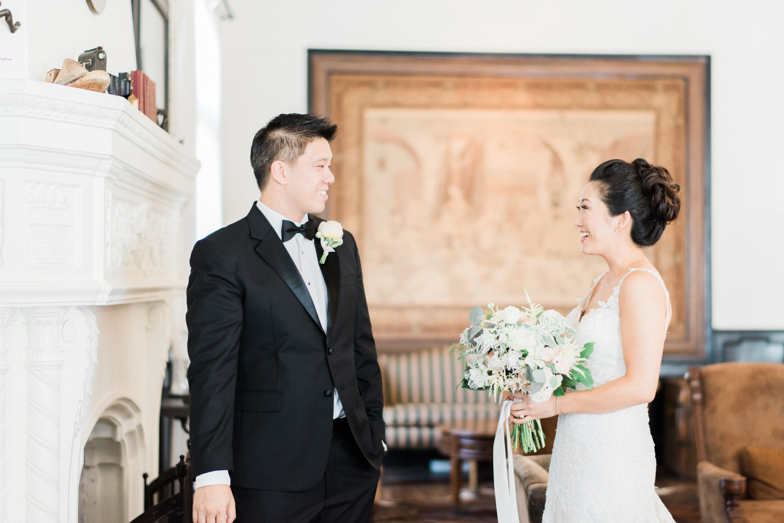 Lori & Justin - Image by Ether & SmithCoordination + Florals by Rekindle