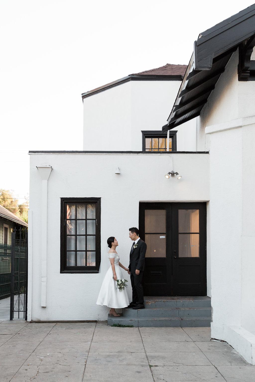 Elizabeth & Daniel - Image by Sunny Y KimCoordination + Florals by Rekindle