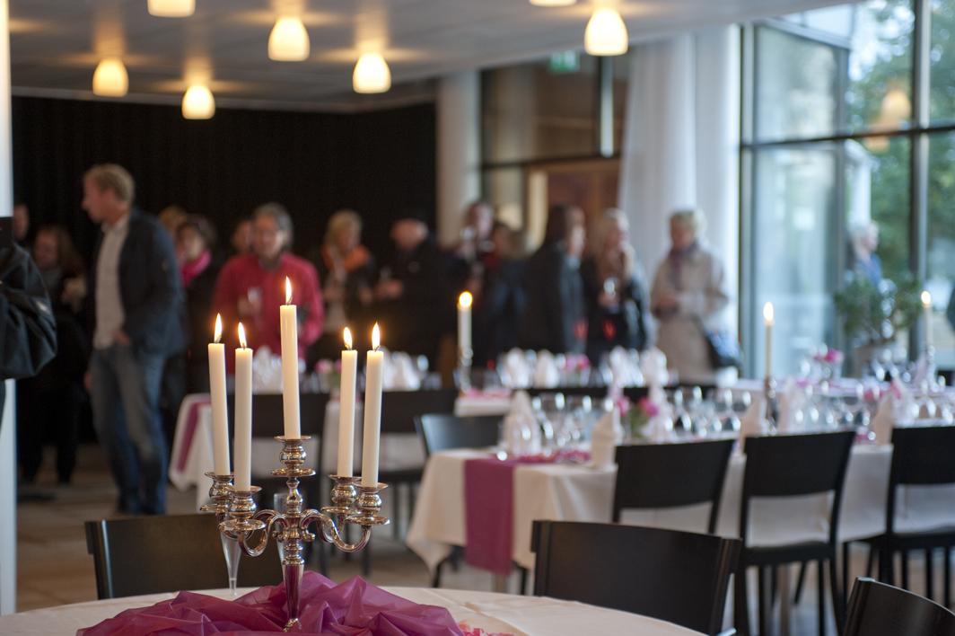 Perfekta lokaler hos Essinge Konferensfester för både företags- och privatfesten