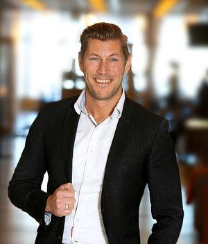 """""""Här på Essinge sätter vi stolthet i att hjälpa våra konferenskunder inspirera, engagera och överraska.""""  – Sven-Åke Janson"""