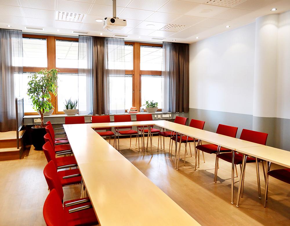 Adelsö konferensrum i Stockholm.
