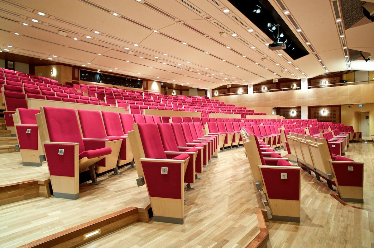 Essingesalen, vår kongresshall i Stockholm