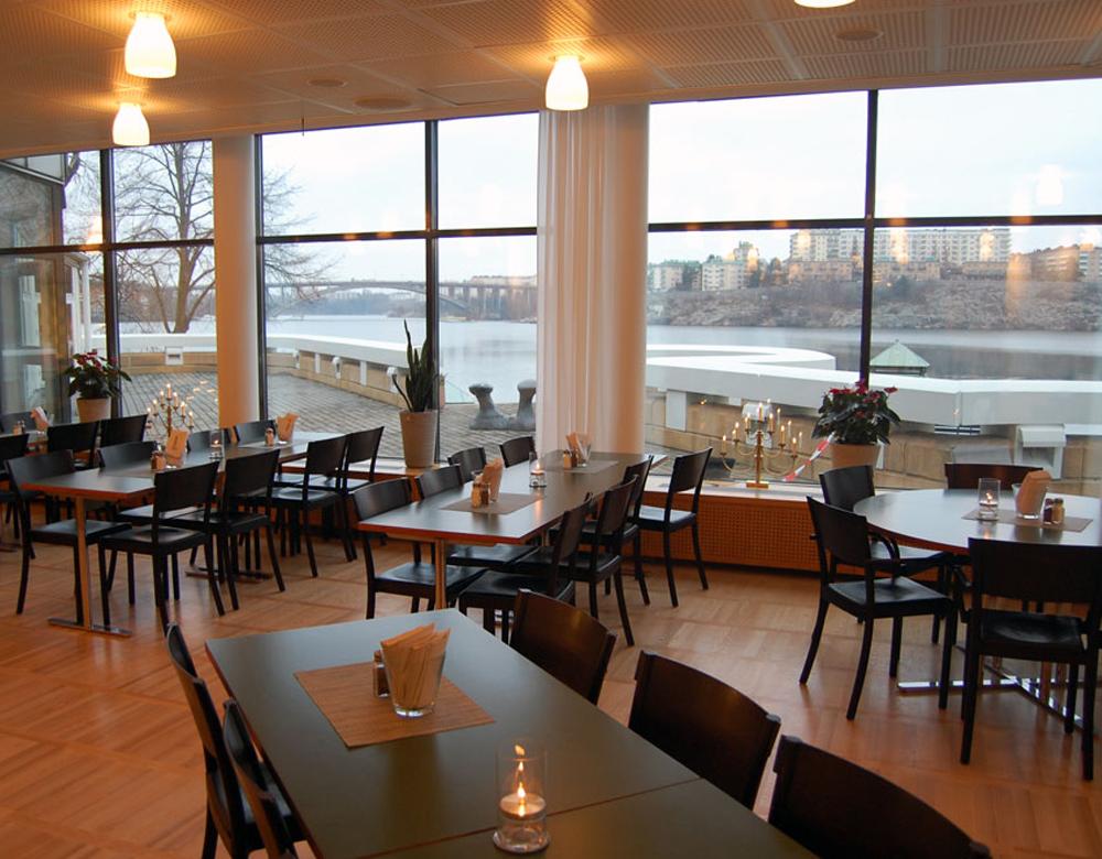 Mälarterrassen på Essinge Konferenscenter, Stockholm