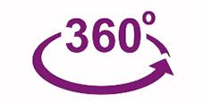 Se lokalen Marmorgången i 360.