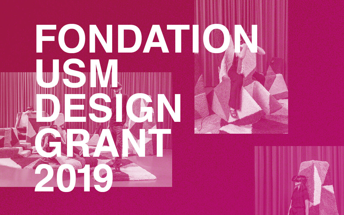 FONDATION USM DESIGN GRANT 2019