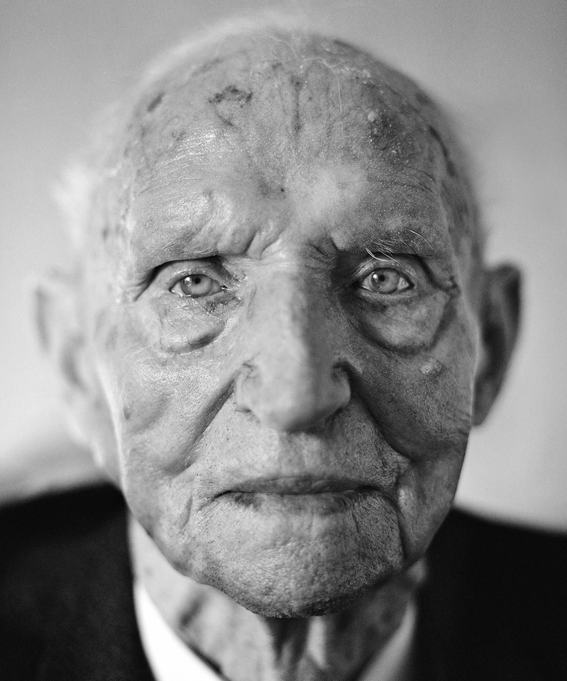 Ein 107-Jähriger.