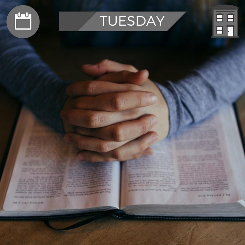 Tue Prayer Diary