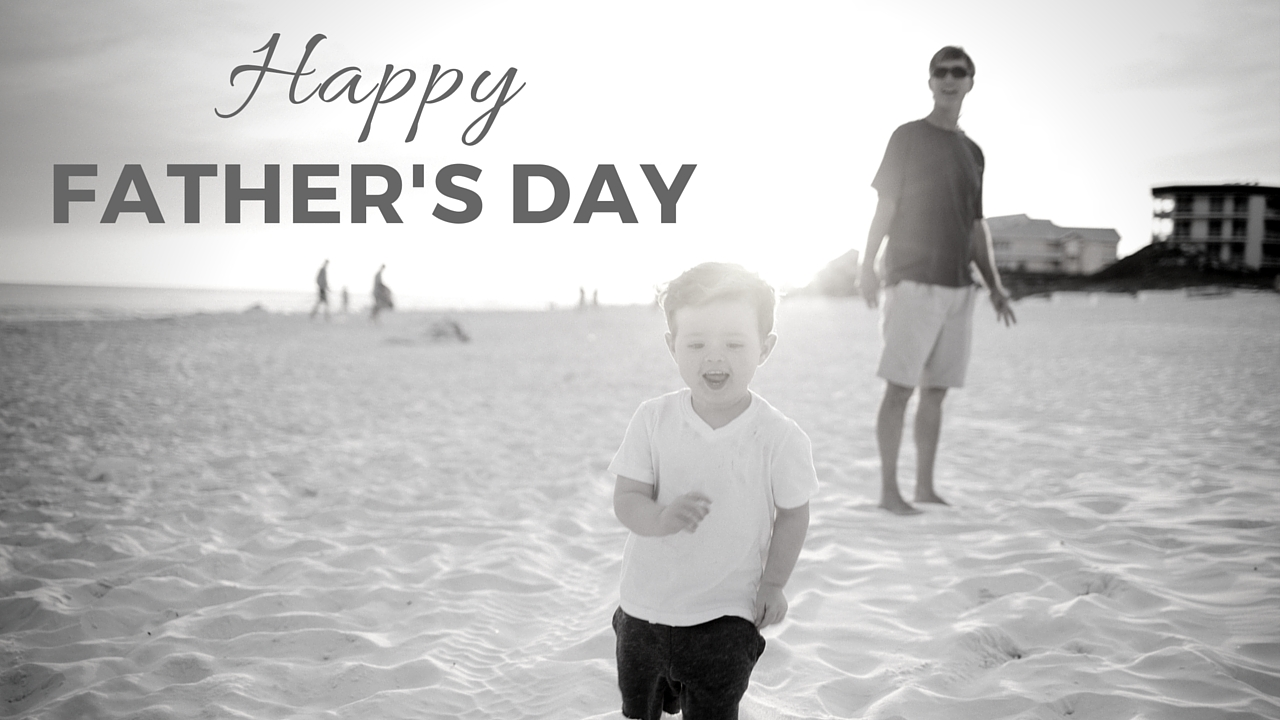 FATHER'S DAY - Happy Father's Day - Beach - Slide.jpg