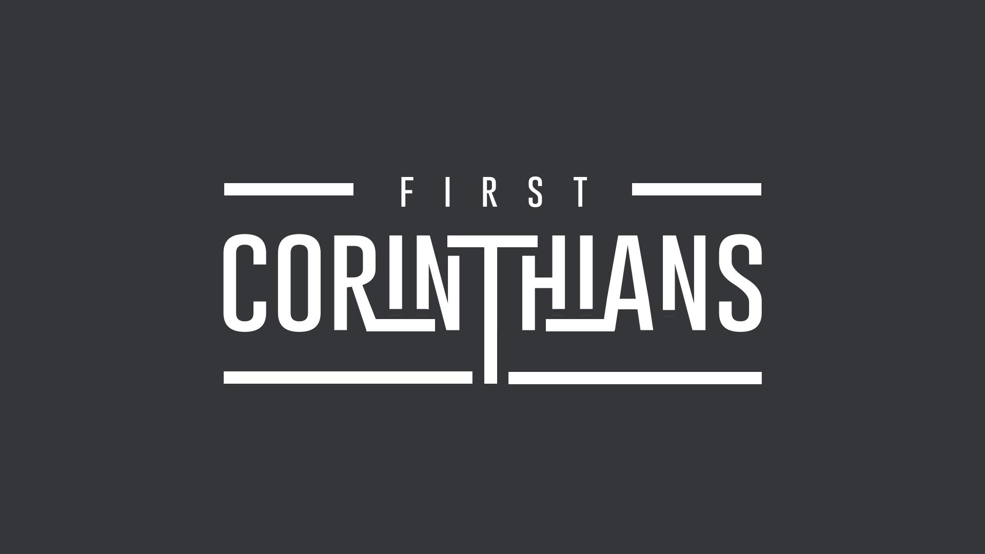 Copy of Redeemer 1 Corinthians image
