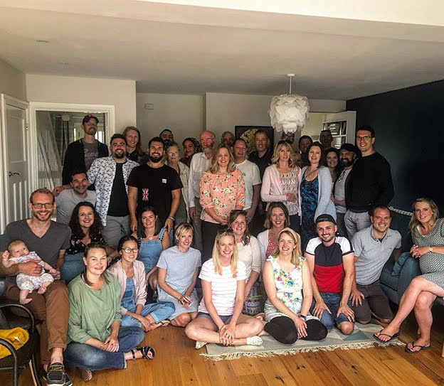 The City Church Pioneer Leaders Gathering