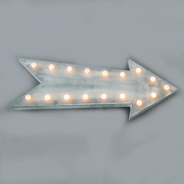 FEATURE LIGHTING -  LED ARROW SIGN - medium