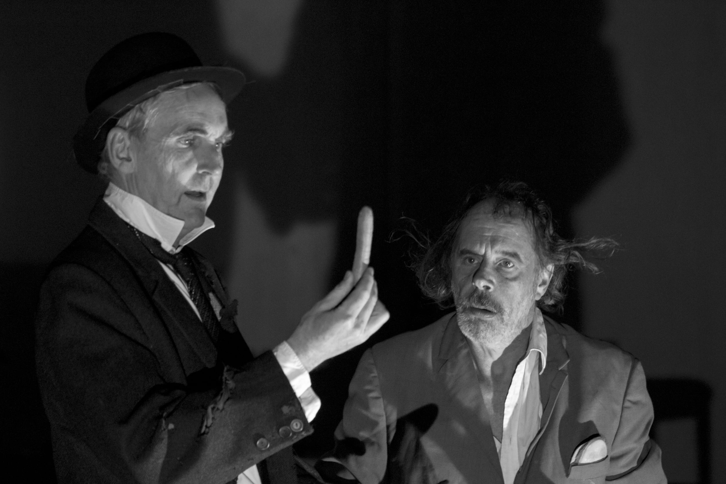 Waiting for Godot | Ensemble Leporello