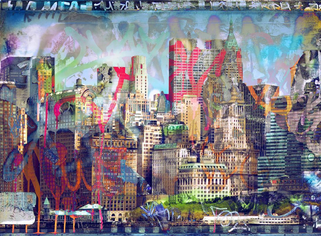 Graffiti City - D. Propsero