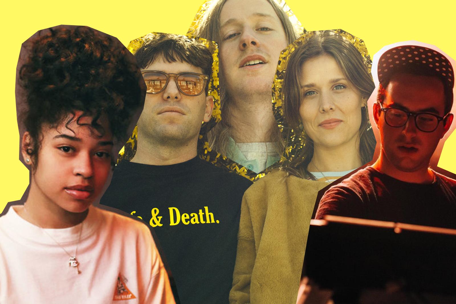 Fresh music fridays: 12/10/18 - by Lawson Wrigley, Callum Maddox, and Rhea Thomas