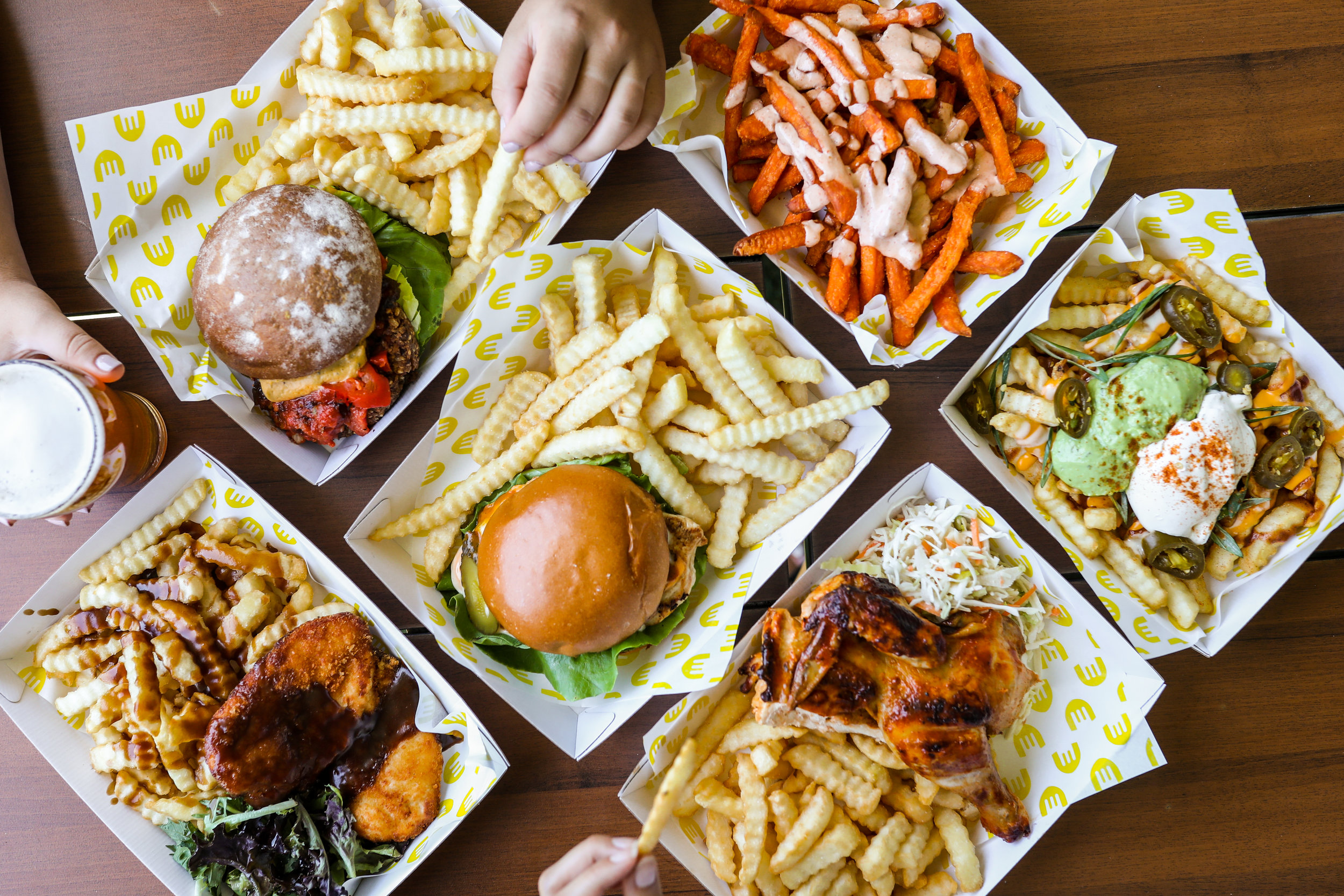 INTRODUCING: CLUCKY'S - CAMPUS FOOD