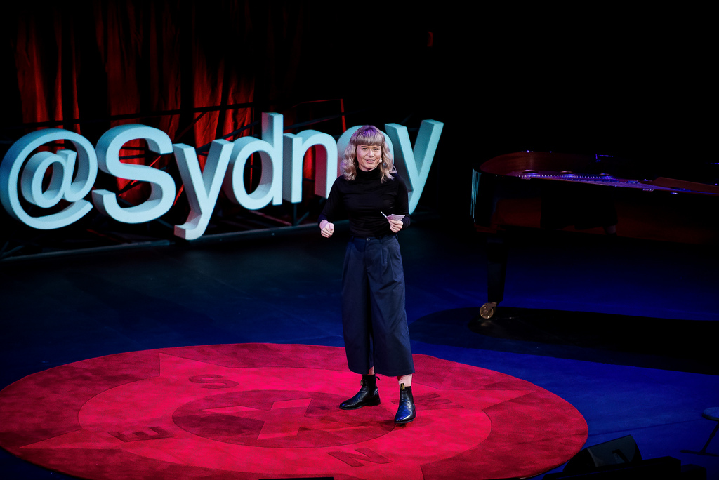 SURG LIVE - from TedX Youth @ USyd