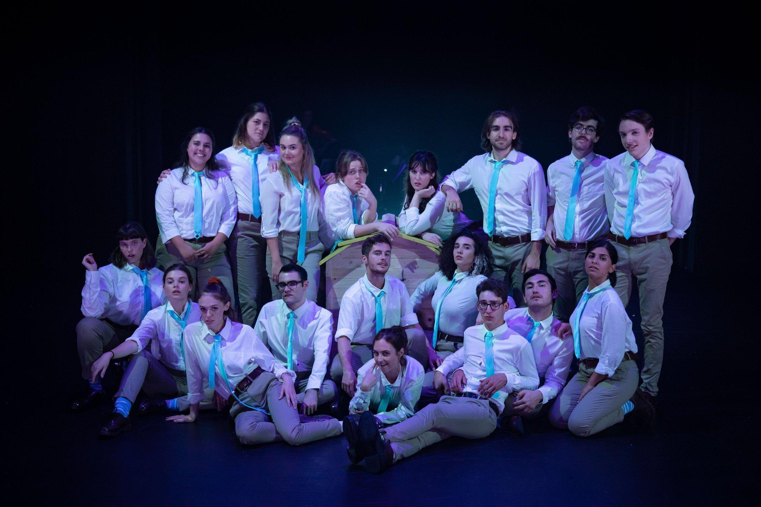 Sydney Uni Revue — The Void - by Esther Shim