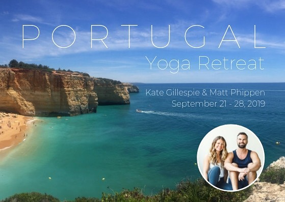🌴PORTUGAL Sept 21 - 28🌴. Join the one and only @kategillespieyoga and I for a truly magical experience in the paradise of the Algarve.  We have a stunning villa all to ourselves; an in house chef; Yoga; and all the good times that manifest on retreat.  Come explore Portugal with us. ❤️LINK IN BIO///OR DM ME FOR DETAILS❤️