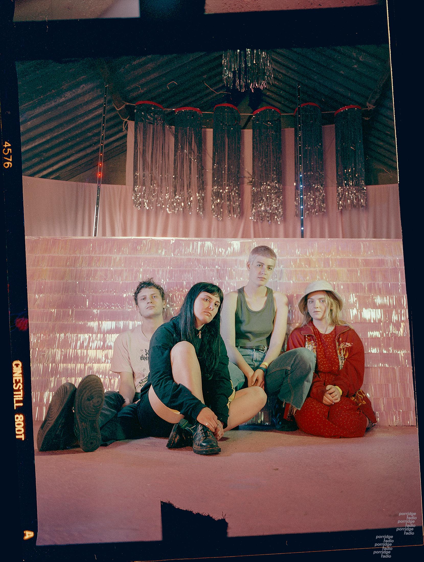 Shot on Cinestill 800t / Mamiya RB67
