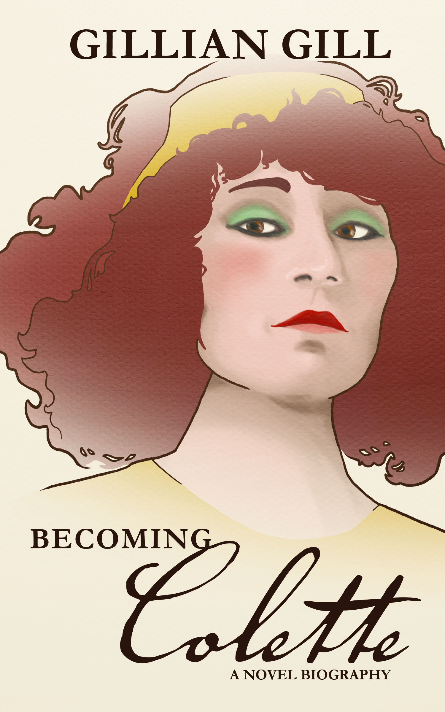 Becoming Colette Cover