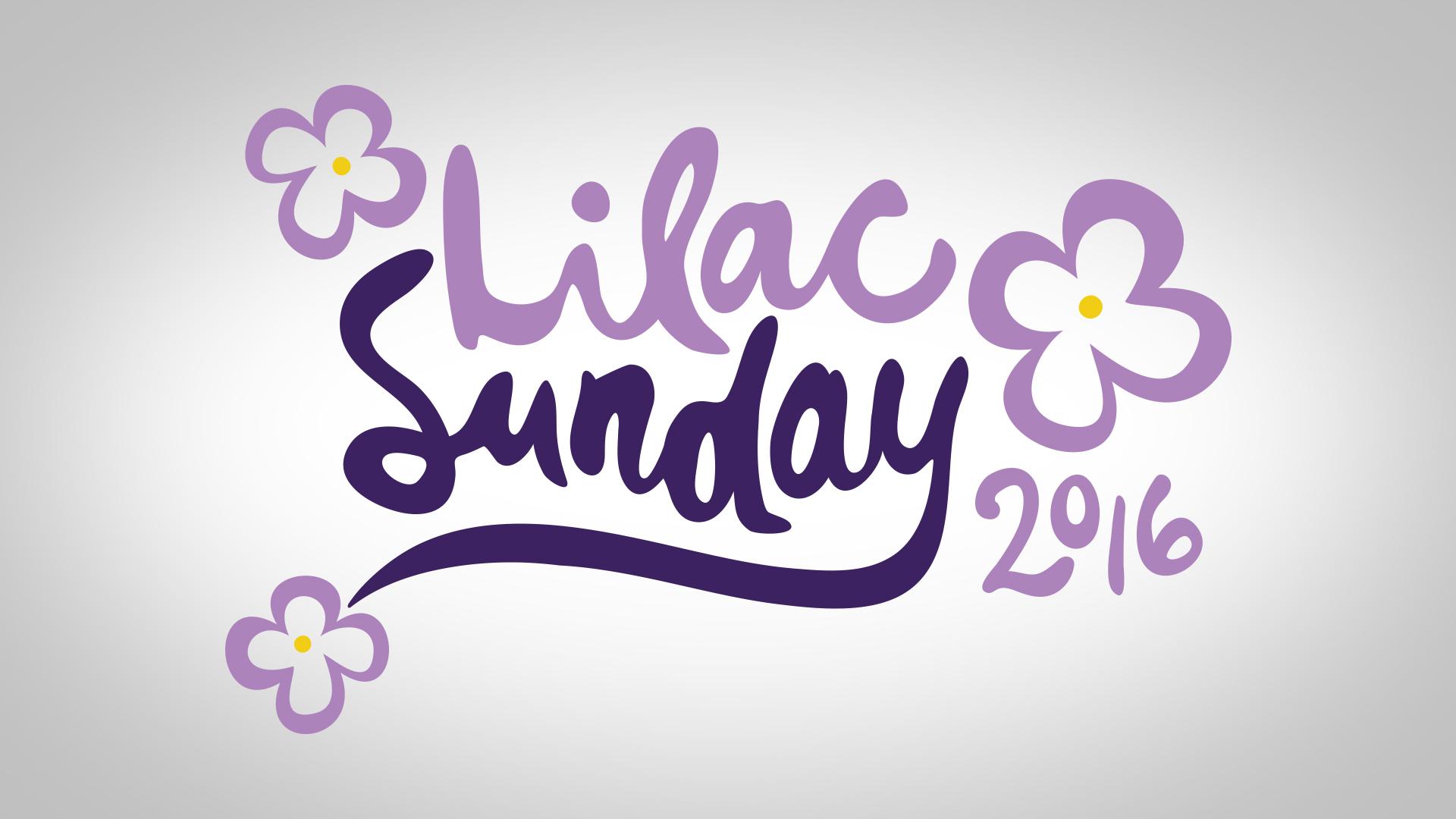 Lilac Sunday Logo