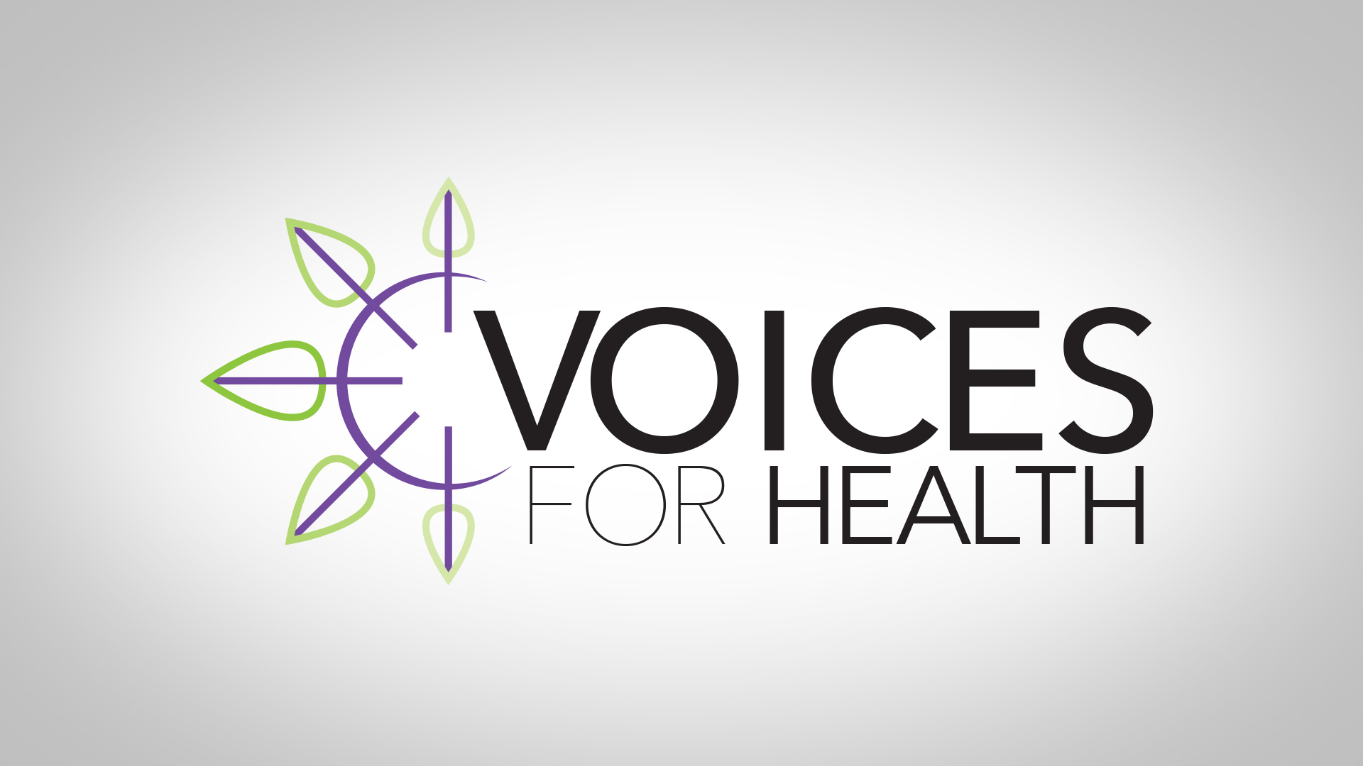 Voices for Health Logo