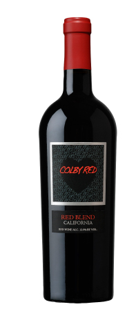 Colby Red Wine Bottle