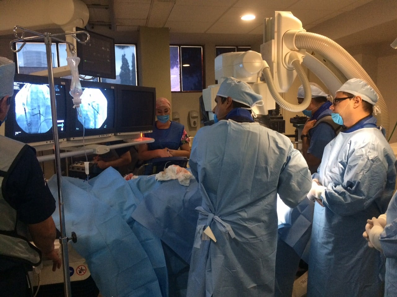 Operating Room in Mexico