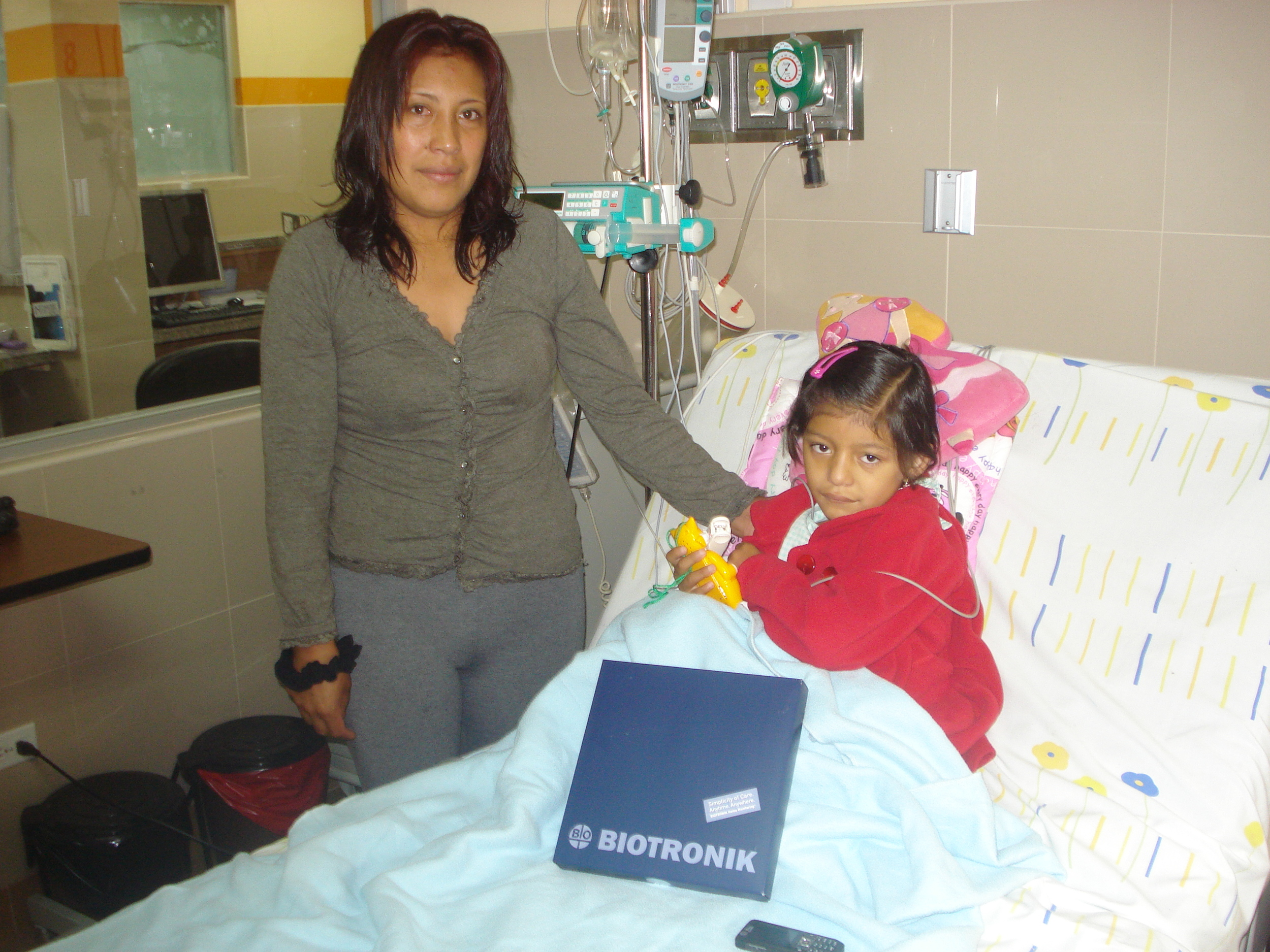 First life saved with Biotronik device