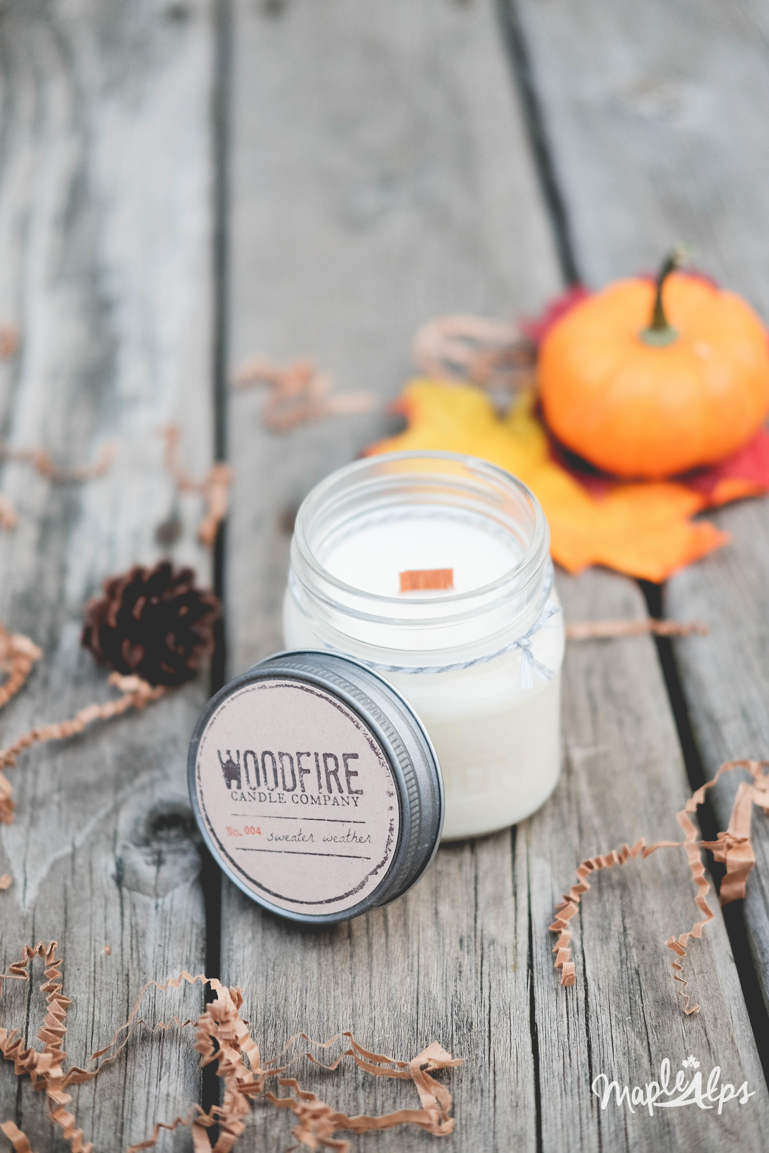 Sweater Weather Candle UncommonGoods | www.maplealps.com