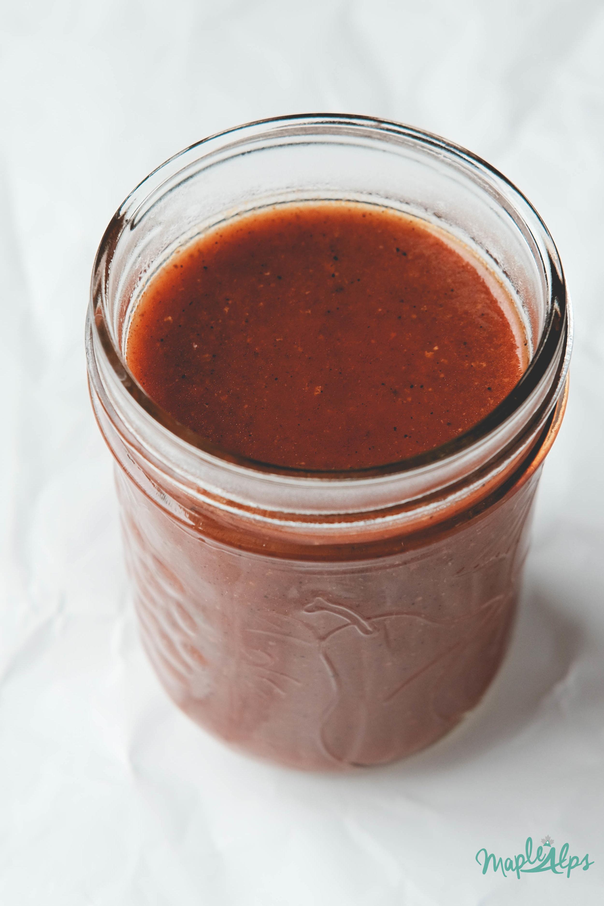 Enchilada Sauce | www.maplealps.com